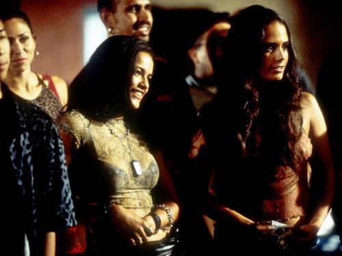 Michelle Rodriguez پیپر وال