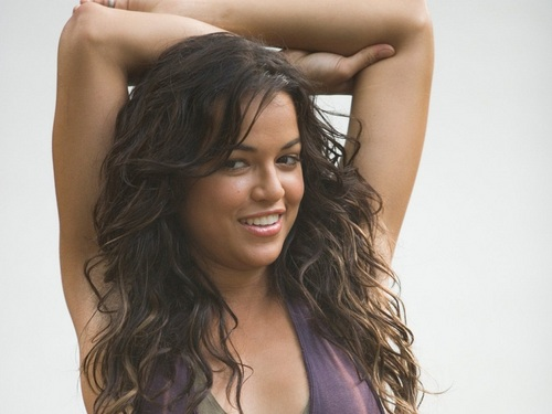 Michelle Rodriguez Hintergrund