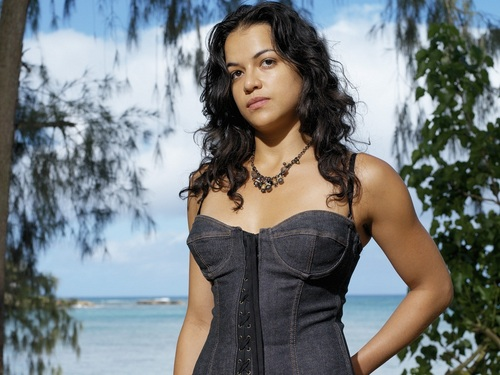 Michelle Rodriguez 바탕화면
