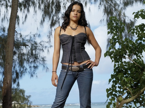 Michelle Rodriguez wallpaper