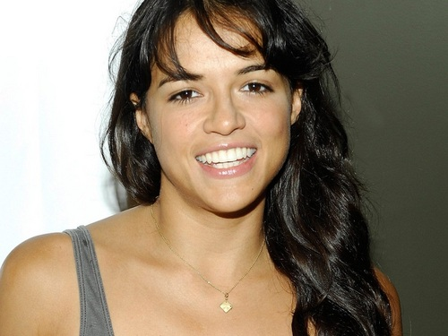 michelle rodriguez wallpaper containing a portrait titled Michelle Rodriguez wallpaper