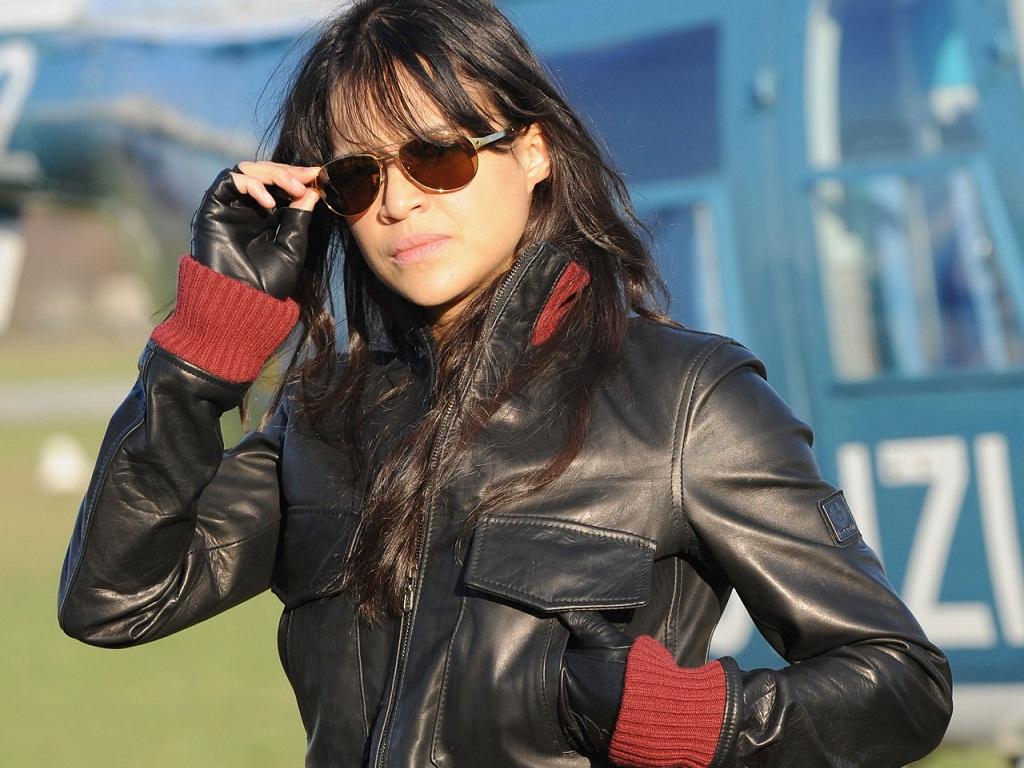 Michelle Rodriguez fond d'écran