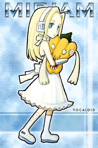 Miriam - Vocaloid
