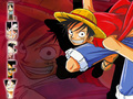 one-piece - Monkey D.Luffy wallpaper