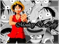 Monkey D.Luffy - one-piece wallpaper