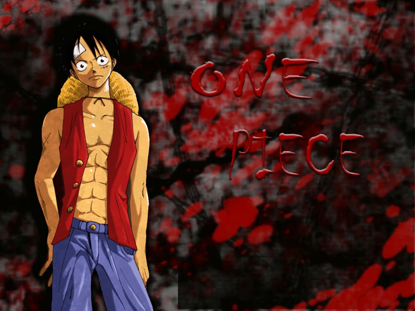 Monkey D Luffy One Piece Wallpaper Fanpop