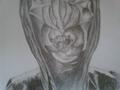 My Drawing of the Mouth of Sauron