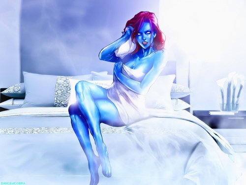 Mystique - x-men Wallpaper