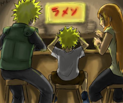 Namikaze family ^^