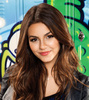 Victoria Justice photo with a portrait entitled New Victorious promo pics!♥