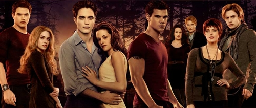 New promotional shoot of Alice in Breaking Dawn!