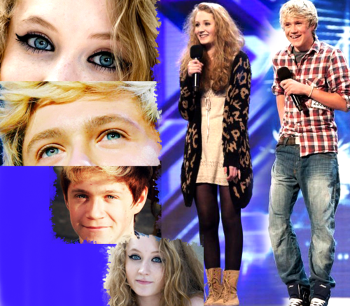 Niall horan janet devlin 100 real ♥ allsoppa fan art