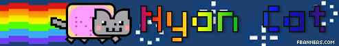 Nyan Cat Banner
