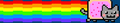 Nyan Cat Banner - nyan-cat fan art