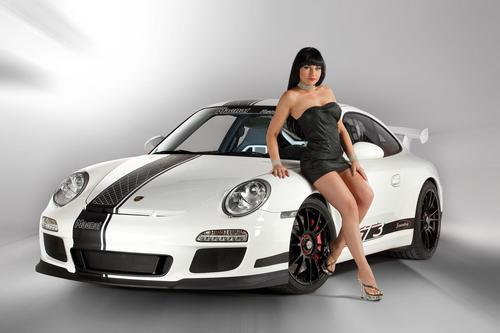 Porsche wallpaper entitled PORSCHE 911 GT3 BY MAGNAT