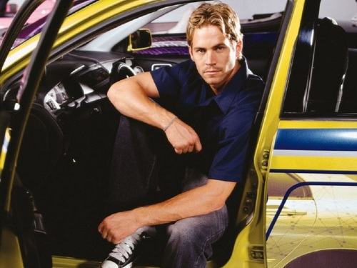 Paul Walker fond d'écran