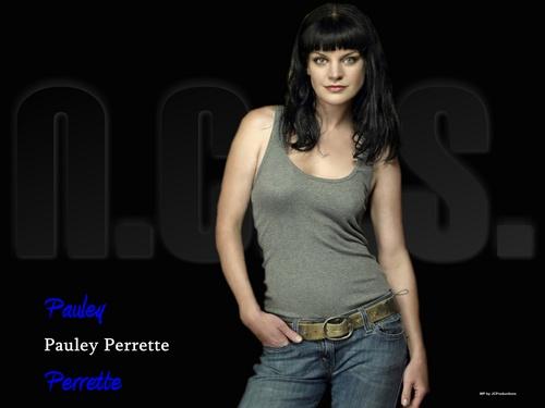 Pauley Perrette aka Abby Sciuto