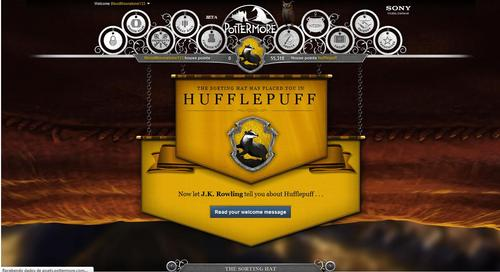 hufflepuff images pottermore hd wallpaper and background