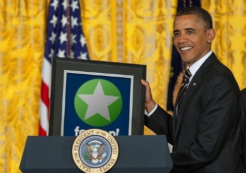 President Obama Loves Fanpop!