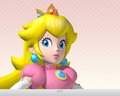 Princess pic, peach