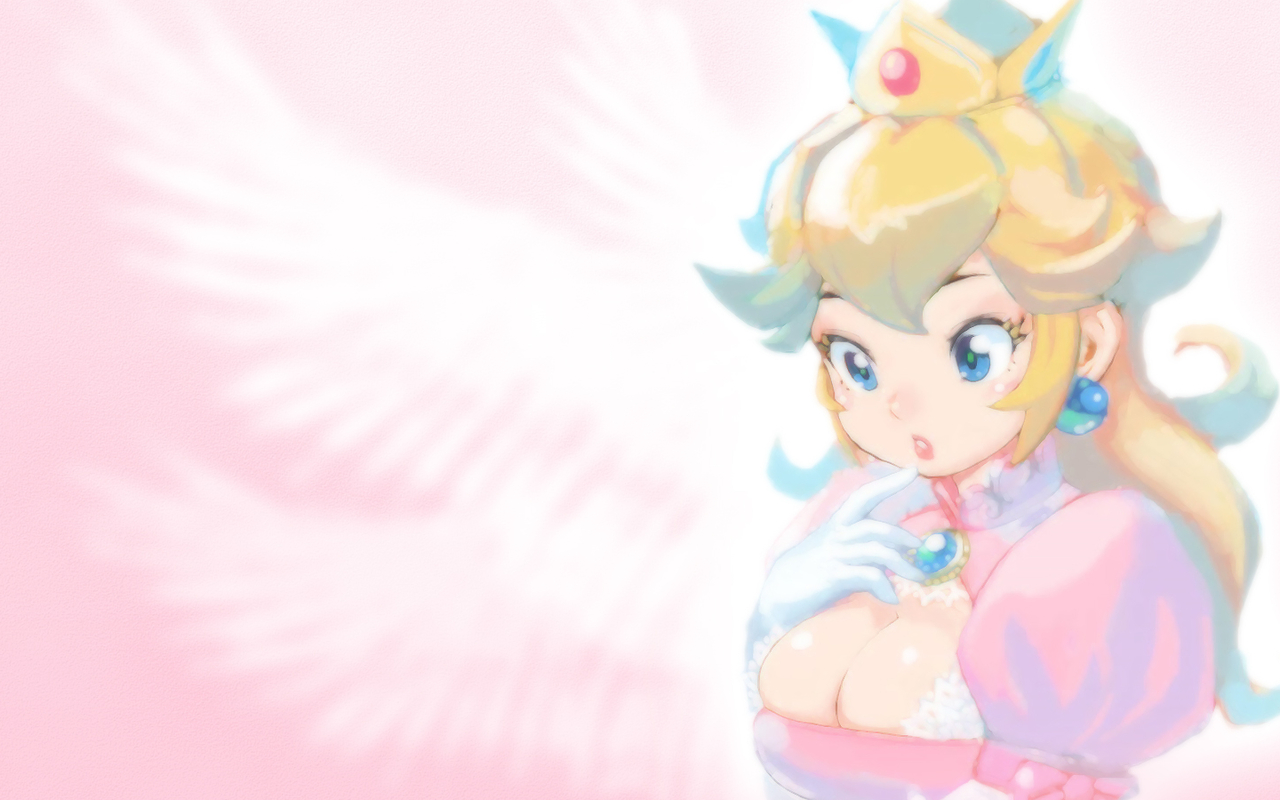 nintendo images princess peach hd wallpaper and background photos