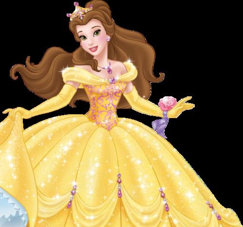 Princess deluxe ballgown