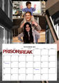 Prison Break - calendar 2012 - michael-scofield photo
