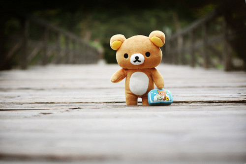 Rilakkuma - On My Way