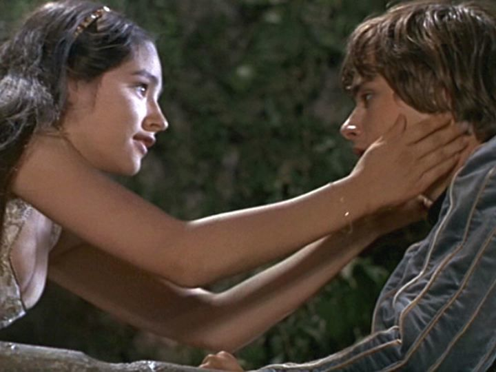 Romantic Movie Moments images Romeo and Juliet (1968) HD ...