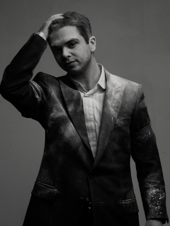 Samm Levine - Esquire Photoshoot, 2009