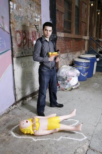 Samm Levine - JVibe Photoshoot, 2009