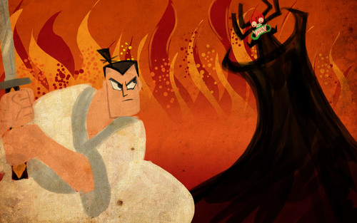 aleatório wallpaper titled Samurai Jack wallpaper