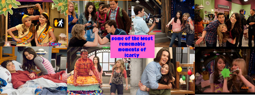 Some of the Most Rememable Moments of iCarly