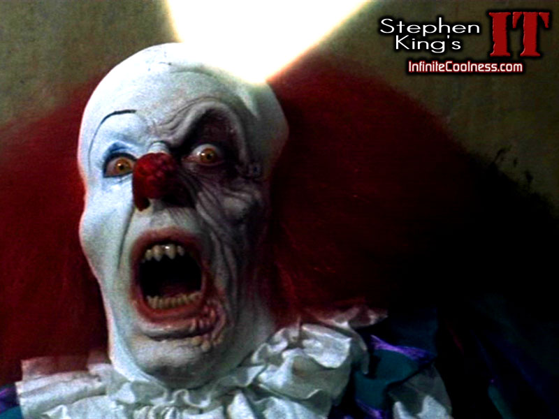 90s Horror Images Stephen King's IT HD Wallpaper And