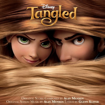 Tangled soundtrack cover