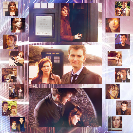 The Doctor & Donna ^^