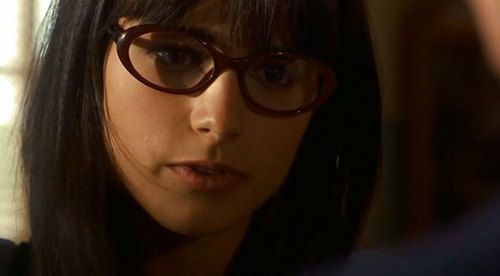 Jordana Brewster 壁纸 containing sunglasses titled The Faculty