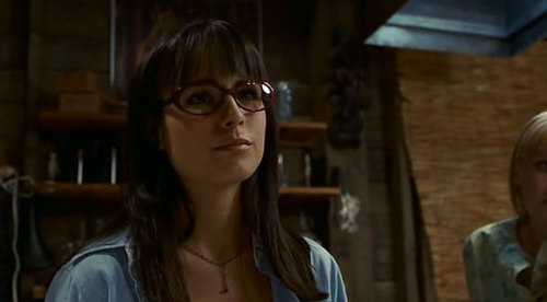 Jordana Brewster wallpaper with sunglasses called The Faculty