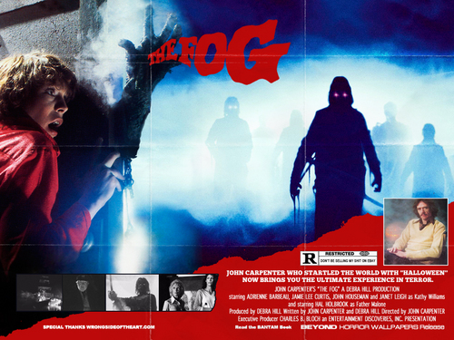 filmes de terror wallpaper possibly with animê called The Fog