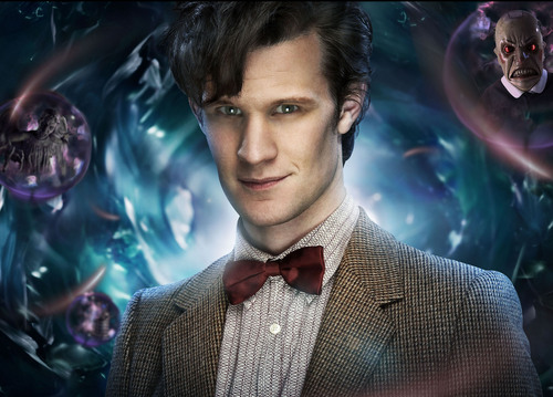 Matt Smith: The Doctor wallpaper called The Magnificent Matt