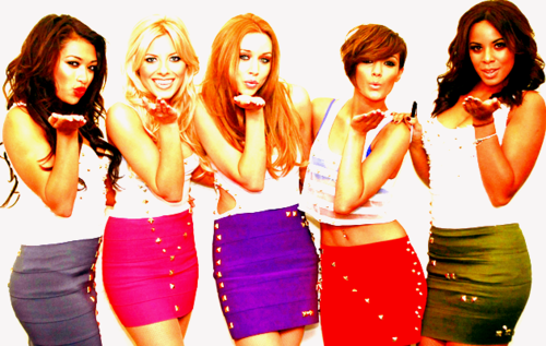 allsoppa wallpaper possibly containing a portrait titled The Saturdays! All Beautiful/Talented/Amazing Beyond Words!! 100% Real ♥