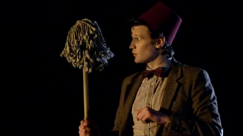 The fez wearing doctor