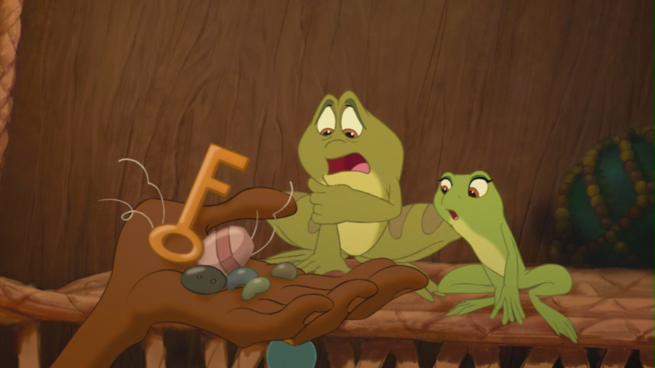The Frog Prince Disney