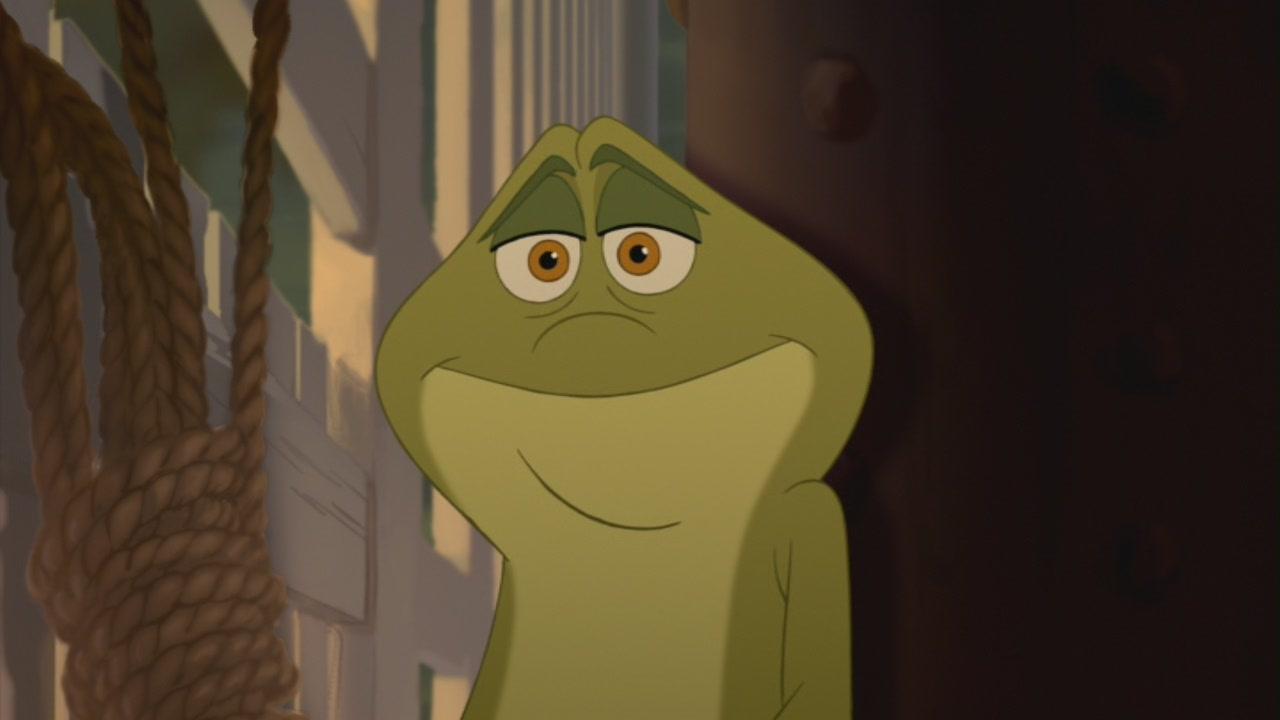 Tiana Prince Naveen In The Princess And The Frog Casais De