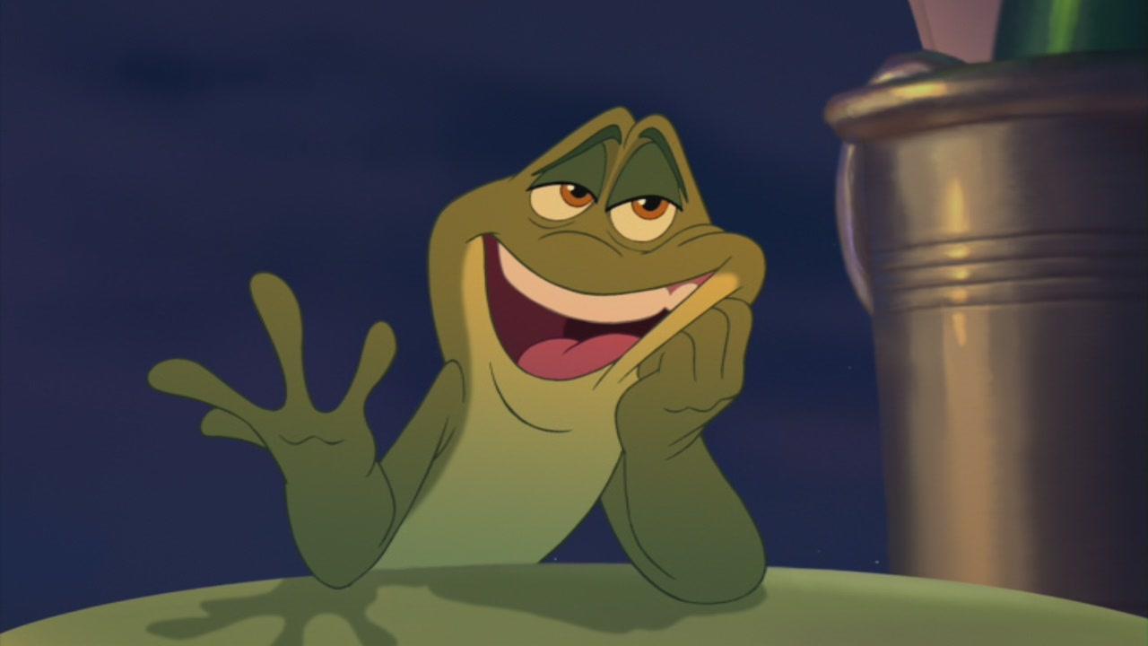 Princess Frog Prince Naveen | Car Interior Design