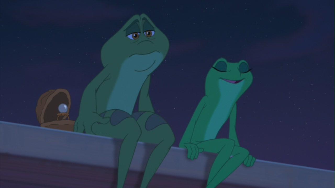 The Princess And The Frog Prince Naveen