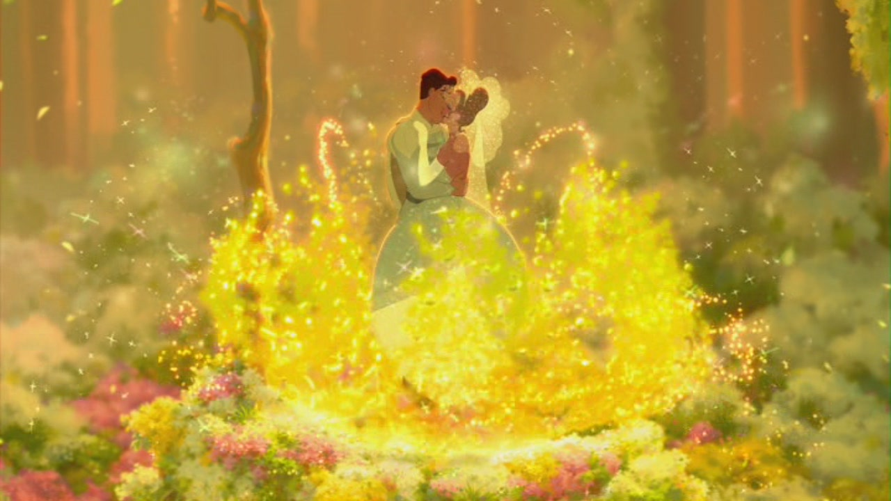 Love Life Lessons from Princess Tiana ~ Living, Learning, Eating