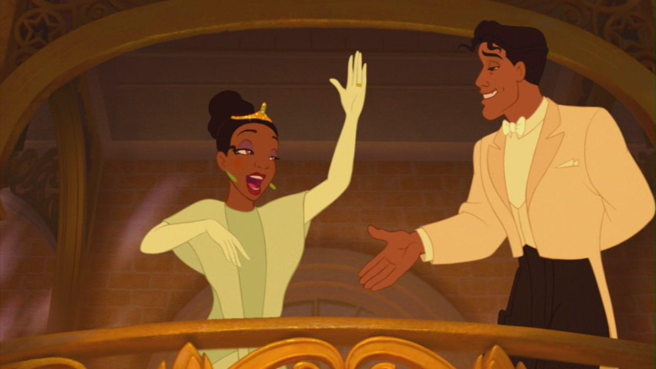 Disney Couples Prince Naveen And Princess Tiana | Car ...