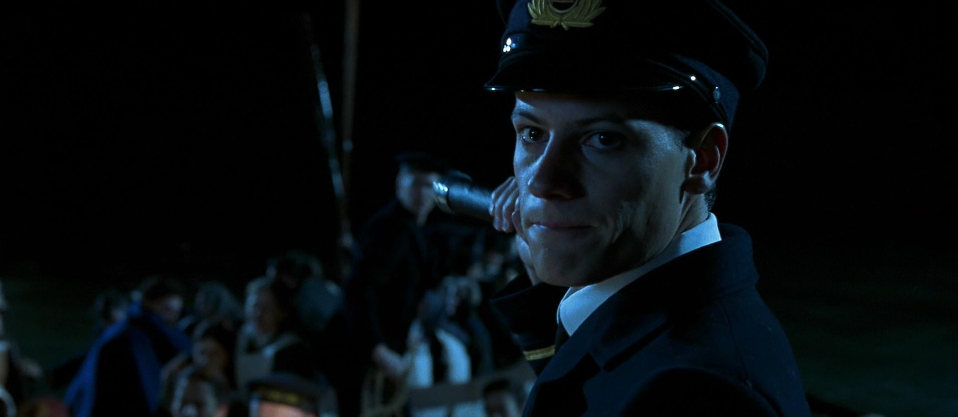 Titanic - ioan-gruffudd Ioan Gruffudd In Titanic