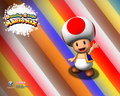 Toad - nintendo wallpaper